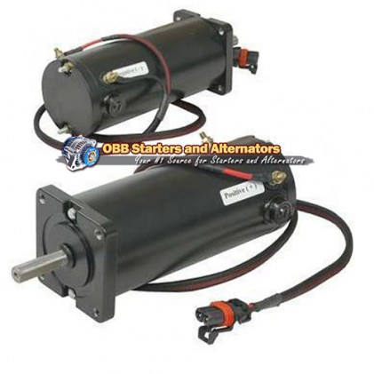 Salt Spreader Motors Salt Spreader Motor 10764N, W-8015, 113-0675092046, 301217182D, 3D1217182D, 96105846, 10764