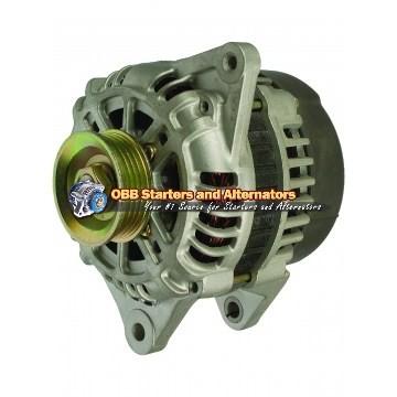 2001 to 2002 Hyundai Santa Fe L4 2.4L  Engine  95AMP Alternator with Warranty