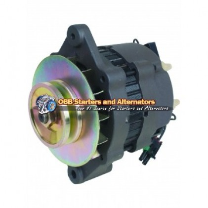 Mando Replacement Alternator 12175n, 6632211, 6661611, a000b0431, ac155513, ar150ca