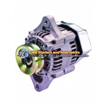 Denso Replacement Alternator 12198n, 100211-4640, 16705-64011, 16705-64012, 89213359