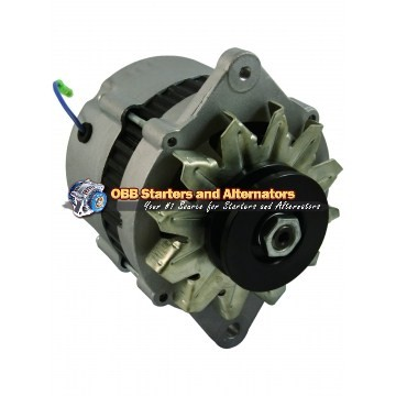 NEW ALTERNATOR YANMAR MARINE ENGINE 6LY-STZY UT UTE UTM UTZY KBW-20 119573-77200