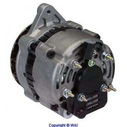 Mando Replacement Alternator 12423n, a000b0331, ac155603, ac155604, ac155614, ar150