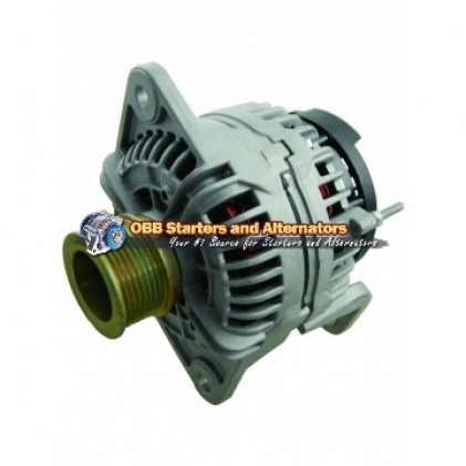 Bosch Replacement Alternator 12493n, 0 124 655 013, at300167, at387574, se501838