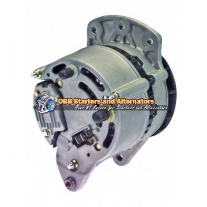 Lucas Replacement Alternator 12750n, 61920357, lea0270, nab900, 66021070, 66021070s