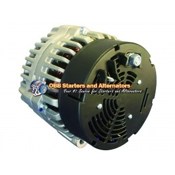 NEW 115 Amp Alternator For Mercedes Benz E320 3.2L 1998-2001 010-154-81-02-88
