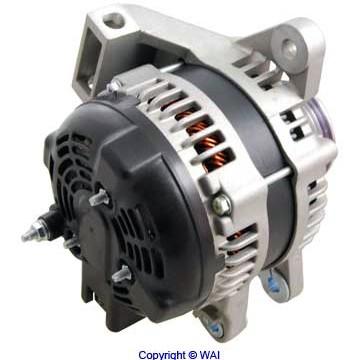 New Alternator Replacement For Cadillac DeVille V8 4.6L 2001-2005 25759176 Seville V8 4.6L 2001-2004 25697766 25759776 84009369 Pontiac Bonneville V8 4.6L 2004-2005 25697765