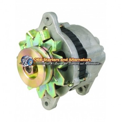 Hitachi Replacement Alternator 14231n, lr120-15, lr120-15c, lr135-107, lr135-108, lr135-44