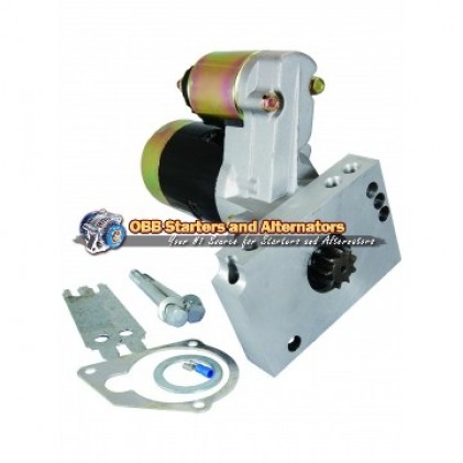GM High Performance Starters High Torque Starter 18493N, PP106, PE106, 91-25-1201, 18493