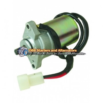 Polaris ATV Starters 18644n, 650511, 0450533, 0451692, 0453848