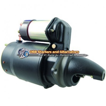 International Heavy Duty Starter 4162n, 3t8192, 87828, 1107709, 1107710, 1109356, 12323748