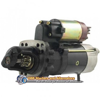 International Heavy Duty Starter 4843n, 1113398, 1113432, 1113439, 1113446