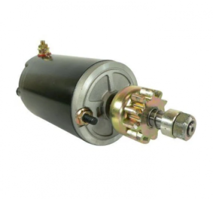 McCulloch Outboard Starter Motor 5270n, 20-1955, 191-0687, 46-462, 46-587, mgd4002, mgd4002a