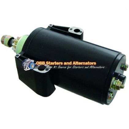 Mariner Outboard Starter Motor 5724n, 50-893889t, 50-8m0033984, 50-90983a, 50-90983a1