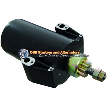 Starter Mercury Mariner Marine Outboard Engines 50-893889T 50-8M0033984 50-90983A 50-90983A1 50-90983T1