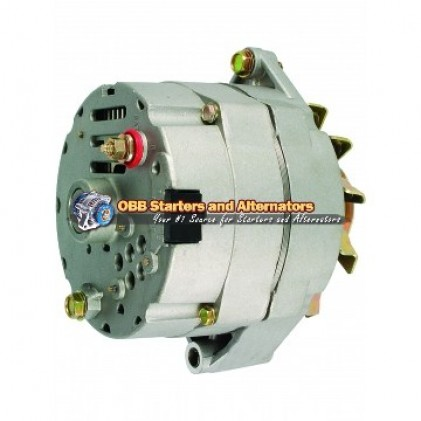 Delco Replacement Alternator 7127-Sen-6g, 10459509, 7127se, 7127sec, 400-12051, 400-12370