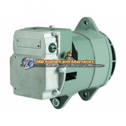 Delco Replacement Alternator 7256n, 47-4089, 528965c91, 3603854rx, 10459009, 1117067