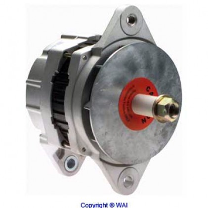 Delco Replacement Alternator 7666n, 3675156rx, 3675157rx, 1117895, 1117896, 1117903