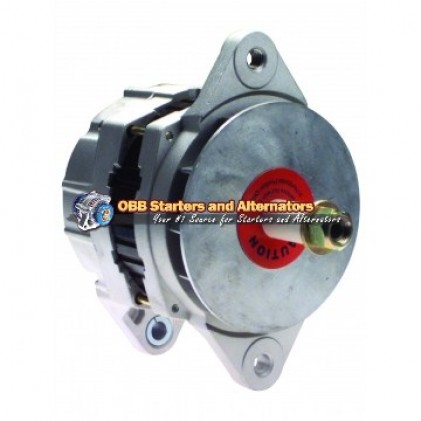 Delco Replacement Alternator 7681n, 71370306, 9x6796, 3604667rx, 3920615, 10459037