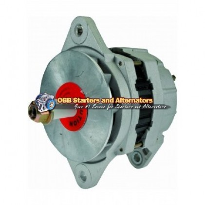 Delco Replacement Alternator 8073n, 3675222rx, 3675228nw, 3675228rx, 3935527, 3935528