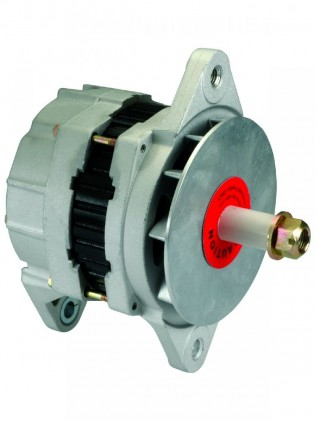 Delco Replacement Alternator 8078n, 81370306, 10459188, 10459189, 10459190, 10459191