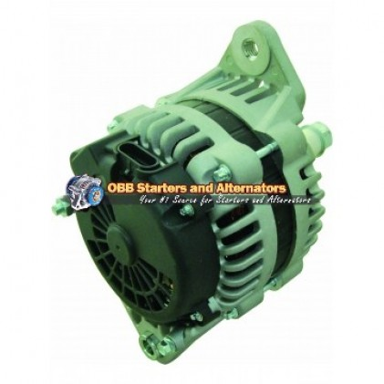 Delco Replacement Alternator 8704n, 3972734, 4936876, 493878, 19020901, 19020903, 8600018