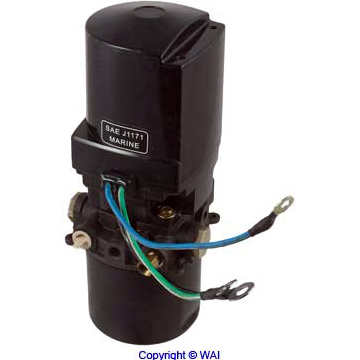 Tilt and Trim Motor & Pump 10829N-OE, 10829N, 6270, 823653A5, 92459A4, RT05016, 18-6765, 10829