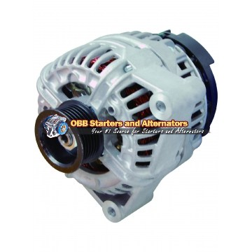 Cadillac, Chevrolet, GMC Alternator 11075N, 0-124-525-072, 0-124-525-104, AL8782N, AL8782X, 10371020, 15128978, 15200269, 90-15-6451, 11075