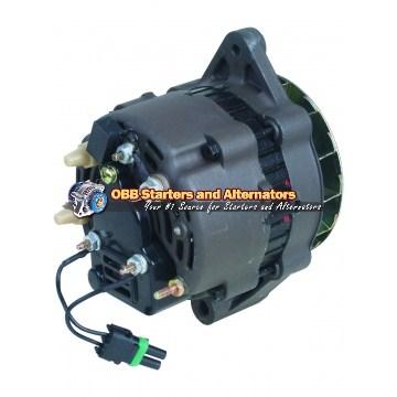 Alternator MANDO BOBCAT Clark Skid Steer Models 6661611EF 6661611REM 6632211