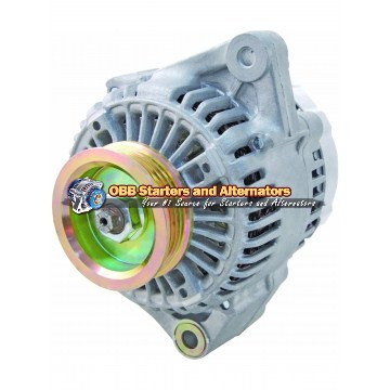 Acura Vigor Alternator 13395N, 100211-8550, 9760211-855, 210-0219, 31100-PV1-A01, 31100-PV1-A01RM, 31100-PV1-A02, CJP56, 13395