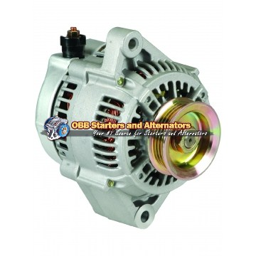 Acura Integra Alternator 13529N, 101211-5410, 101211-5430, 210-0210, 9761211-541, AL1268X, 13529