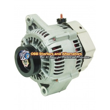 Acura Integra Alternator 13677N, 101211-9310, 101211-9330, 210-0199, 9761219-931, 31100P72-013, 31100P720130, CJU31, 13677