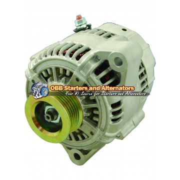 Lexus GS400, LS400, SC400 Alternator 13715N, 101211-7300, 101211-730, 101211-776, 101211-7301, 101211-7760, 101211-7761, 210-0175, 210-0176, 9661219-776, 27060-50210, 27060-50230, 13715