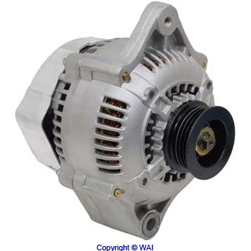 Acura SLX, Isuzu Trooper Alternator 13739, 101211-4220, 9761219-422, 8-97109-780-0, 8-97109-780-1, 8-97109-781