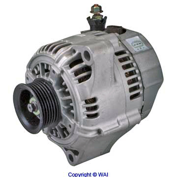 Lexus GS300 Alternator 13791, 101211-7800, 210-0286, 9661219-780, 27060-46270, 27060-46270-84, AL3310X, 90-29-5362