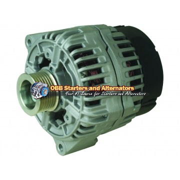 Land Rover Range Rover Alternator 13813N, 0-123-520-022, AL0809N, ERR5834, 90-15-6322, 13813