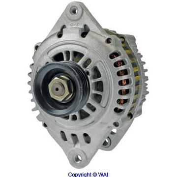 Kia Alternator 13863, OK241-18-300, AL4045X, 90-24-1002