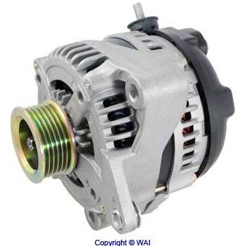 Lexus LS430, SC430 Alternator 13992, 104210-3030, 104210-3031, 104210-3032, 210-0508, 9664219-303, 27060-50280, 27060-50280-84, AL3319X, 90-29-5540