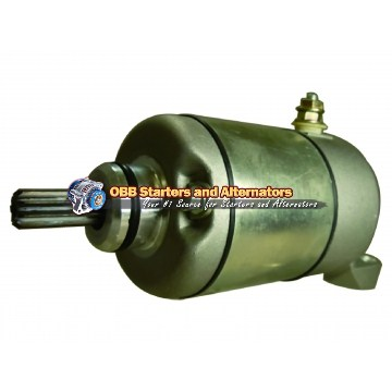 Yamaha Motorcycle Starter 18762N, 4GY-81800-02-00, 4GY-81890-00-00, CM18762N, MS-Y41