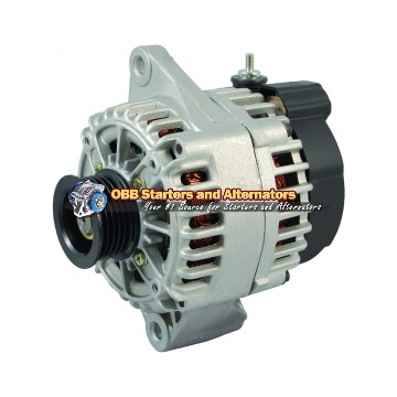 Land Rover Alternator 21510N