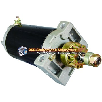 Force Outboard Starter 5729N, 50-819271, 50-820193A1, 5274040, SM527040, 5397, 18-5614, 5729