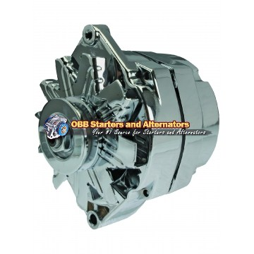 1 WIRE High Performance 10SI delco Alternator 7127-SECN
