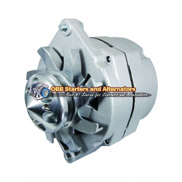 1 WIRE 10SI delco Alternator 7127-SEN-100A1G, 53170