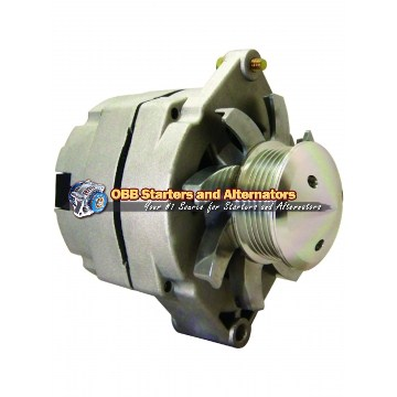 1 WIRE 10SI delco Alternator 7127-SEN-100A6G, 53170