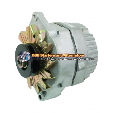 1 WIRE 10SI delco Alternator 7129N, 1102379, 1102916, 1102919, 1103164, 1105180, 1105437, 1105459, 19020526, 90-01-3129, SE501377, TY6752, 7129, 7175, 7179