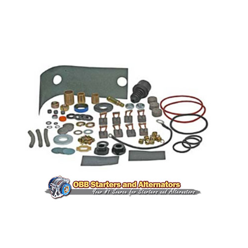 Delco 24-32 Volt, 8-Brush 40MT Starter Repair Kit DD, 79-1111, RCP-23100, RK-5002, RK5002, 3242, 771-516, 771516, 69DR-196, 179-5111, 2A-9150, D2-9168, S-5405, 23100, SMDR-4651, W-4105, Z6940-4651