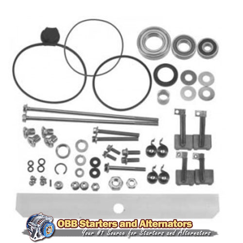 Delco Starter Repair Kit DD, 79-84100, RCP-24084, 2858, GMS-28MT, 771028, 69DR-221, NK2-9150, 24084, SMDR-791, Z6940-791