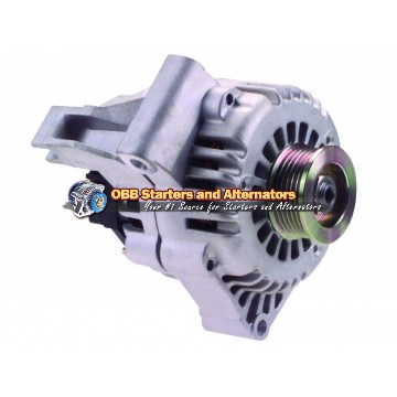 Pontiac Grand Prix Alternator 8243N-6G1, 10437987, 10464447, 210-5163, 321-1807, 334-2487, AL8725X, 90-01-4375, 8243