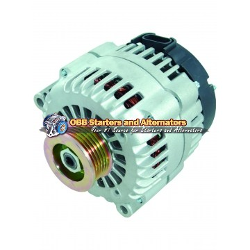Cadillac, Chevrolet, GMC Alternator 8247N, 10480388, 10480326, 10464438, 10464451, 19244727, AL8730N, AL8730X, 321-1798, 321-2104, 334-2491, 321-1811, 8247