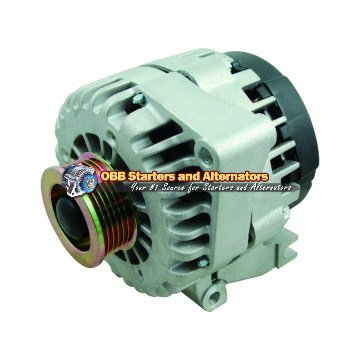 Pontiac Bonneville Alternator 8286N, 10464440, 10480414, 321-1800, 334-2525, 90-01-4559, 8286