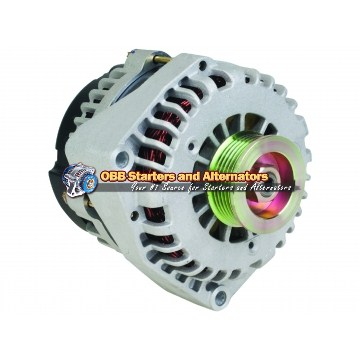 Cadillac, Chevrolet, GMC, Hummer Alternator 8301N, 15093928, 15857608, 15905871, 25877026, 90-01-4558, 8301